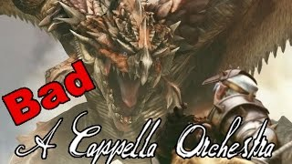 Monster Hunter: Proof of a Hero - Bad A Cappella Orchestra