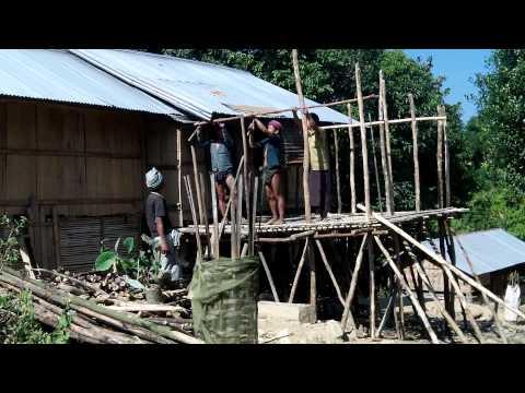 Mru Tribe Village Khera zhiri Banderban Bangladesh 11 of