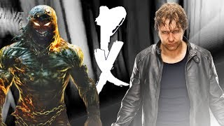 "Disturbed & Dean Ambrose Mashup - ""The Vengeful Retaliation"""