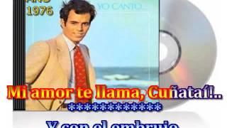 Recuerdos de Ypacarai - julio inglesias - karaoke