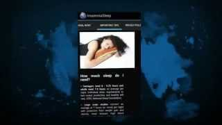 Insomnia Sleep Apnea - Binaural Noise Ethnic Treatment