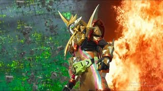 Hyper Muteki Henshin | Kamen Rider Ex-Aid - True Ending
