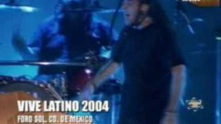 03 ill niño i am loco (foro sol mexico city live vive latino 2004 09/05/04)
