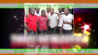 ZOUGLOU MAKERS A RADIO BOUAKE