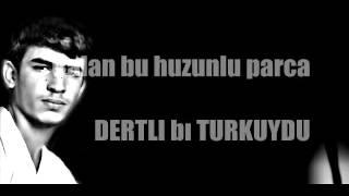 JiyaR Rap - DERTLİ TÜRKÜ