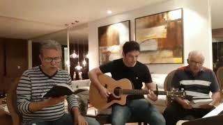 Flávio Alcântara - Participação Siloé Lima - Hino 402 - Ó irmãos a Deus Devemos