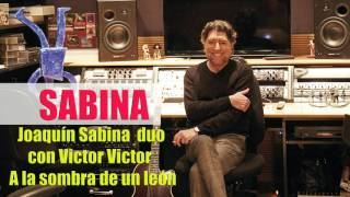 JOAQUIN SABINA CANTA BACHATA A DUO CON VICTOR VICTOR A LA SOMBRA DE UN NEON