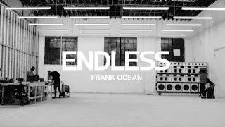 """Frank Ocean Drops """"Endless"""" Visual Album"""