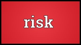 Risk Meaning width=