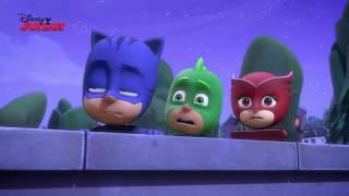 PJ Masks | Owlette's Tablet | Disney Junior UK