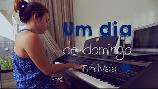Um dia de domingo - Tim Maia - Piano
