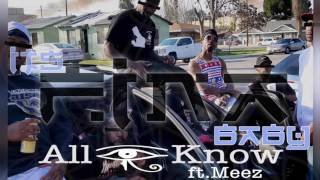 FINA All Eye Know ft.Skeeza Meez prod by Young Blacc