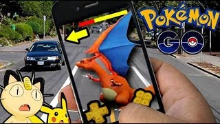 Pokemon Go Craze! Good Thing or Bad Thing? What's your Favorite Pokemon!?