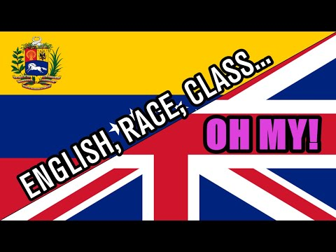 Venezuela: Race, Class, English, and the Opposition