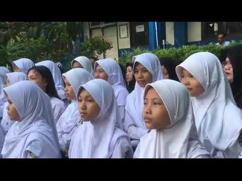 Hut PGRI ke 74 Smpn3 Tangerang