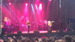 UB40 - Homely Girl Live Marcq en Baroeul (Lille)
