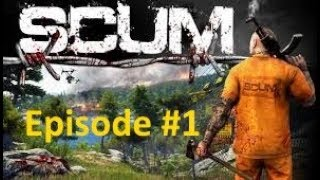 FIRST TIME PLAYING AND THIS HAPPENED! (Scum Gameplay Episode #1)