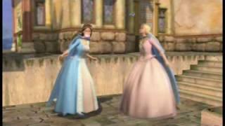 Barbie.Soy como tu.Barbie(Cancion version latino)  La Princesa y La Plebeya.