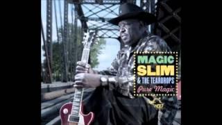 Magic Slim - Going to California (WOLFRECORDS) PURE MAGIC