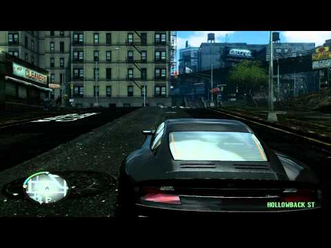 Grand Theft Auto 4 Enbseries+HD Textures on HIS 6950 IceQ X Turbo 2GB 1080P