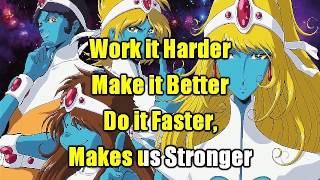 Daft Punk - Harder Better Faster Stronger (Karaoke)