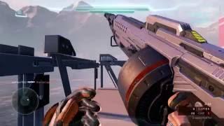 Halo 5 Guardians: SAW + Shotgun = Success