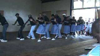 Another Choir + Dancing in Kasane Botswana Africa