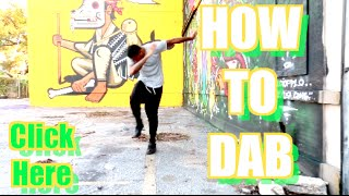 HOW TO DAB DANCE TUTORIAL | @6BillionPeople width=