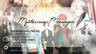 [Han | Rom | Eng] Mysterious Messenger (Mystic Messenger Opening Theme Song)