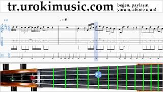 Keman dersleri Luis Fonsi - Despacito Notalar EÄŸitim Bölüm#2 um-a723