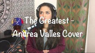 The Greatest - Sia ft. Kendrick Lamar (Andrea Valles Cover) | Ukulele