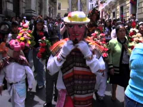 Baile Andino