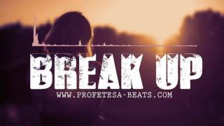 Emotional Piano Love Rap Beat Instrumental ''BREAK UP'' (prod. Profetesa)
