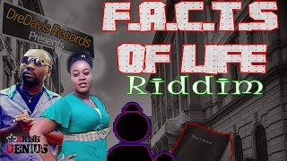 Dereq Ft. Melica - Rise Again [Facts Of Life Riddim] May 2017