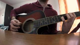 Chasing cars - Snow Patrol (acoustic cover)