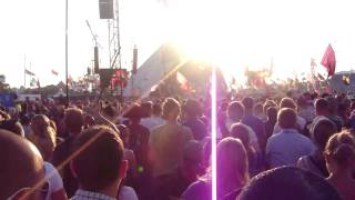 Kasabian - Empire - Glastonbury 2009 (HD)