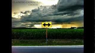 Claiming Cadence - We Won't Run