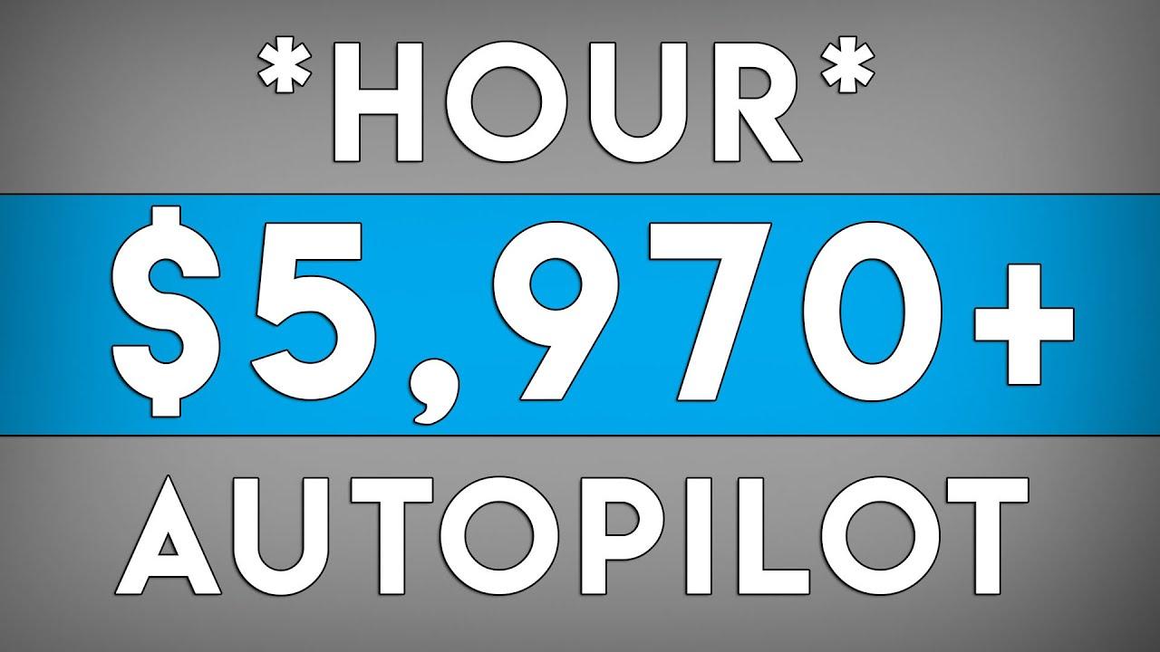 Make ,970.00+ On Autopilot FREE!