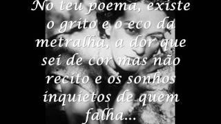 No Teu Poema - Dulce Pontes