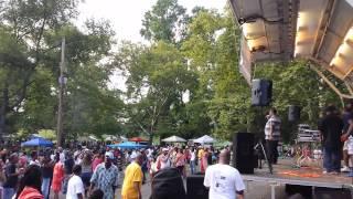 Trenton House Music Festival - Kenny Bobien Live