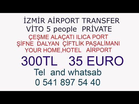 Didim transfer İzmir havalimanı transferi , izmir transfer 05418975440
