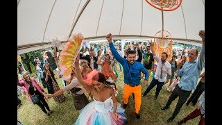 Psychedelic Goa Trance Wedding Party @ Serbia