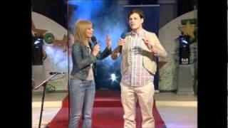 Trubaci Tuzla(ft. Zehra Bajrektarevic & Mensur) - Zvjezda Tjera Mjeseca live @ TV TK Bingo Show