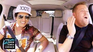Bruno Mars Carpool Karaoke: Coming Tuesday