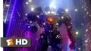 Pacific Rim (2013) - Gipsy Danger vs. Otachi Scene (6/10) | Movieclips