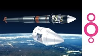 How do space rockets fall back to earth? - do you know?