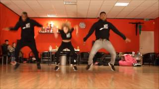 Section Pull Up - Comme DAB Feat.Dj Mike One || Choreo By Tresor Nzita & Petit Afro || TDC HOOGEVEEN