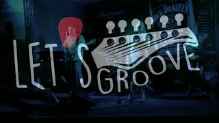 """Party Band """"Let's Groove"""" 06.05.2017 Live (phone video)"""