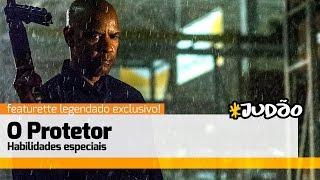 As habilidades especiais de O PROTETOR (HD) Denzel Washington, Chloë Moretz