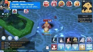 Ragnarok Mobile Royal Guard Actual Magic Trap Damage Test in PvP